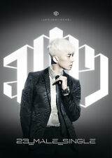JANG WOO YOUNG (2PM) - 23,Male,Single [Silver Edition] CD