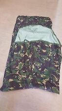 Genuine British Army Gore-Tex Bivi / Bivvy Bag Woodland Camo DPM Grade 1