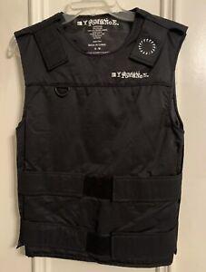 My Chemical Romance Faux BulletProof Vest S M Revenge Gerard Way Venganza No USB