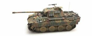 Artitec 387.190 - 1/87/H0 WWII Dt. Panther Ambush Camouflage - New