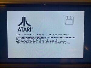 16GB Microsd Card Deluxe Atari ST Hard Drive for Raspberry Pi 3