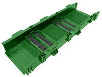 "Sluice Fox 24"" Portable Modular Sluice Box (Green) Gold Panning Dredge Sluicing"