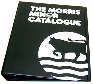 Morris Minor Centre Bath Parts Catalogue