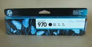[1168*] HP 970 (CN621AA) BLACK INK ( RRP>$125 )