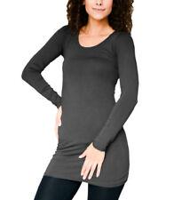 Camisa de mujer de manga larga talla XXL
