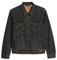 Levi's Strauss Men's Button Front Cotton Denim Trucker Jean Jacket 72334-0305