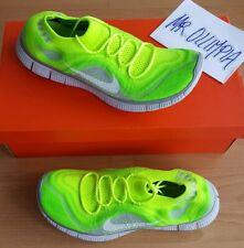 Nike Free Flyknit + Volt Electric Green running 180 max air lunarfly run 2