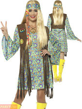 Smiffys 43127x1 60's Hippie Chick Costume (x-large)