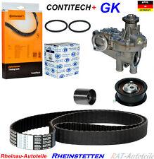 CONTI Zahnriemen+Satz+WP GK VW GOLF 3 1H1 1H5 GOLF 3 4 1E7 POLO PASSAT CADDY VEN
