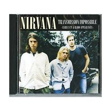 CD NIRVANA TRANSMISSION IMPOSSIBLE 8592735004443