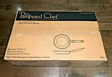"""~NEW~ NIB The Pampered Chef Nonstick 8"""" Saute Pan #2863"""