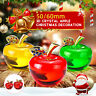 3D Crystal Glass Paperweight Unique Festival Christmas Gifts Ornament 50/60mm