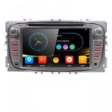 AUTORADIO NERO 2 DIN PER FORD FOCUS MONDEO GALAXY S-MAX C-MAX STEREO GPS DVD
