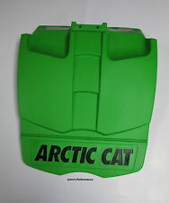 Team Arctic Cat Snowmobile Green Snowflap Mudflap 2014-2017 ZR XF M  6639-398