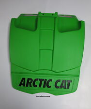 Team Arctic Cat Snowmobile Green Snowflap Mudflap 2014-2017 ZR XF M  6639-398