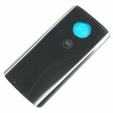 OEM Motorola Moto G6 Battery Back Door Glass Housing Cover Silver