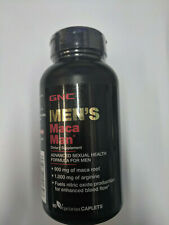 GNC Men's Maca Man Advanced Sexual Health Dietary Supplement - 60 Vegi Capsules