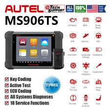 Autel MaxiSys MS906TS Automotive Diagnostic Scanner ECU Coding TPMS Programming