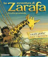 LE AVVENTURE DI ZARAFA - GIRAFFA GIRAMONDO (2012) DVD EX NOLEGGIO KOCH MEDIA