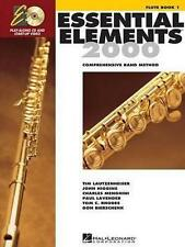 Essential Elements for Band - Flute Book 1 With EEI 0634003119 The Cheap Fast