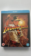 Indiana Jones - The Complete Adventures Blu-ray [5 Discs Set] Brand New Sealed