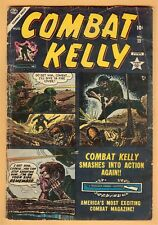 Combat Kelly #15 August 1953, Marvel, 1951 Series GD-