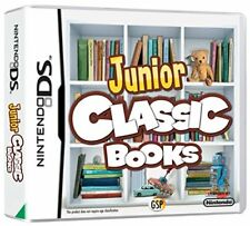 Junior Classic Books (Nintendo DS) - Game  SAVG The Cheap Fast Free Post