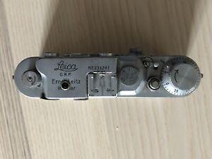 leica iiia 35mm Film Rangefinder Camera LTM L39 Letiz Voigtlander Alpa Nikon RF