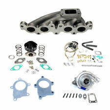 Fits 90-94 3SGTE MR2 SW20 MR-2 T3T4 T3 MANIFOLD TURBO CHARGER KIT