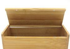 New natural Handmade Vintage Bamboo Wood Wooden Frame Glasses Box for Sunglasses
