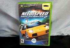 Need for Speed: Hot Pursuit 2 - XBOX - No Manual - FREE SHIPPING