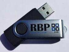 8GB Swivel black usb flash drive - 50 piece lot - ships Express from Sydney