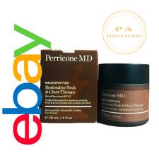 PERRICONE MD Neck & Chest Therapy Broad Spectrum SPF 25 ( 4 fl oz ) NIB