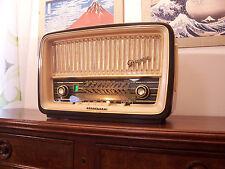 ANTICA_RADIO Telefunken Gavotte 9 Tube Radio Tuberadio Restored TOP!