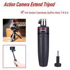 1 Kit Stable MiNi Size Mini Action Camera Extend Tripod For GoPro Hero 7 6 5 4