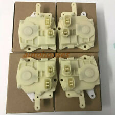 4PCS Sides Complete Set Power Door Lock Actuator Fit Honda Accord Civic Odyssey