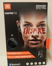 JBL Inspire 700 In-Ear Wireless Sport Headphones with Charging Case (Black)