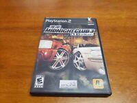 Midnight Club 3: DUB Edition (Sony PlayStation 2, 2005) PS2 CIB Complete TESTED