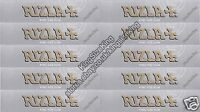 Rizla Silver KING SIZE SLIM ROLLING PAPERS (10 PACKS KINGSIZE PAPER)