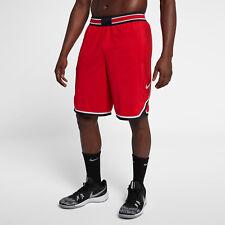 Nike Vaporknit hombre shorts baloncesto L rojo blanco casual gimnasio