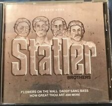 Statler Brothers : Always Here CD Sony 1993