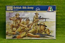 8th Británico Ejército Infantería la segunda guerra mundial 1/72 6077 Kit Italeri