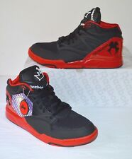 0fd1da5bd58 New DS Reebok Pump Omni Lite Basquiat Affili Art Black Motor Red White