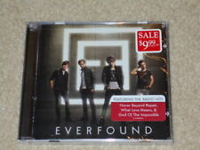 (NEW) Everfound - Everfound (CD) - FREE SHIPPING
