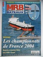 MRB - Modèle Réduit de Bateau #488 (REVUE) Mincio de Mantua Models - Cestas 2004