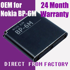 Battery Nokia BP-6M BP6M 6133 6151 6233 6234 6280 6288 9300 9300i N73 N77 N93