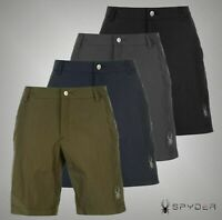 Mens Spyder Lightweight Ryder Woven Shorts Bottoms Sizes S M L XL XXL