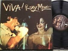 ROXY MUSIC - VIVA  - ISLAND  LP
