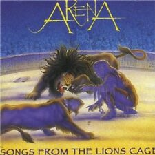 Arena - Songs From The Lions Cage (NEW CD)