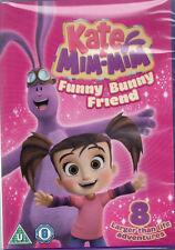 Kate & Mim Mum - Funny Bunny Friend - DVD - Brand New & Sealed